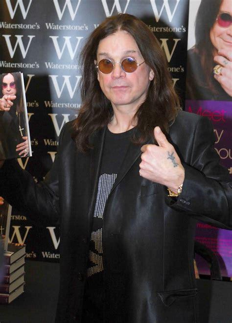Style Osbourne by Ozzy Osbourne Cut Ozzy Osbourne Looks