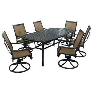 patio dining sets canada patio furniture dining sets canada home depot