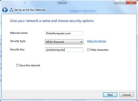 membuat wifi di windows 7 dengan cmd panduan membuat jaringan peer to peer di windows 7 8 10