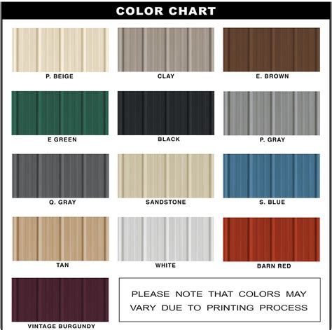 metal roof house color combinations customize your metal building colors online create your own metal building color