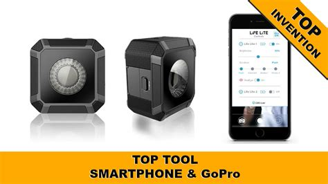 top best 11 gadgets for home controlled by smartphone best gopro accessory smartphone tool cool inventions