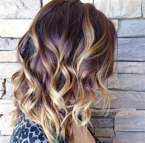 15 ideas for blonde highlights short hair 15 balayage hair color ideas with blonde highlights