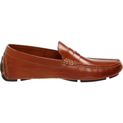 cole haan loafers cole haan howland loafer in brown for saddle