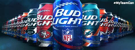 bud light football cans bud light sponsors nfl sells drinkawaste