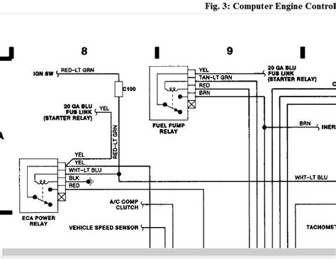 1989 ford f150 ignition wiring diagram 38 wiring diagram