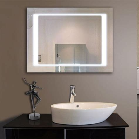 horizontal bathroom mirrors those popular led mirrors you just can t miss