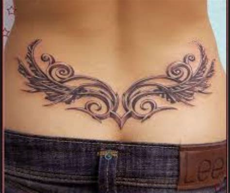 lower back tattoo video 100 s of lower back tattoos for women design ideas