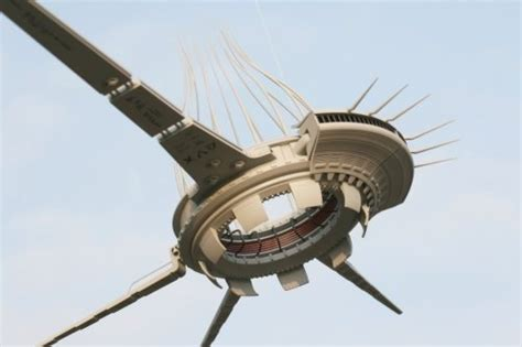 Drone Ufo forgetomori 187 caret drone this time for real