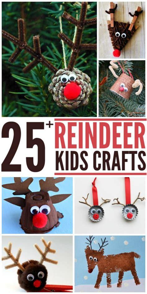 reindeer crafts for 25 reindeer crafts for live laugh rowe