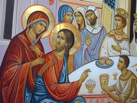Understanding The Wedding At Cana by By Msgr Charles Pope