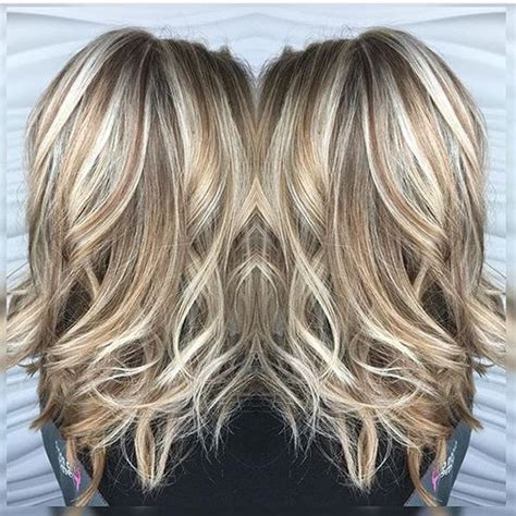 highlights lowlights on front of hair only 17 best ideas about hair highlights and lowlights on
