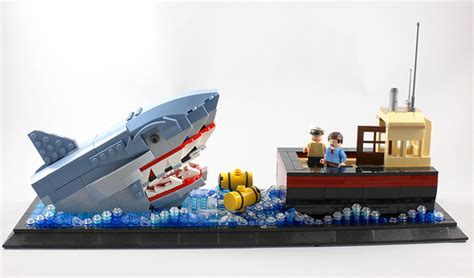 lego orca boat instructions we re going to need a bigger boat the brothers brick