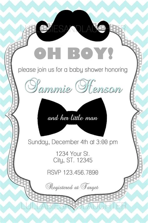 Boy Baby Shower Invitations by Baby Shower Invitation Wording Lifestyle9
