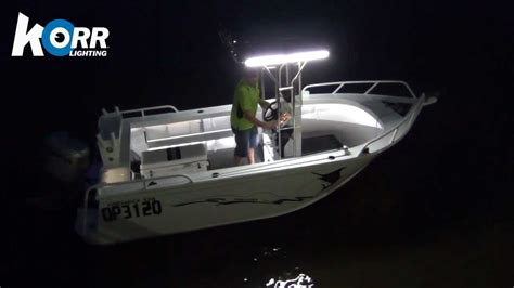 Boat Led Light Bar 32 Led Boat Lighting Boating Boat Electrical Lighting