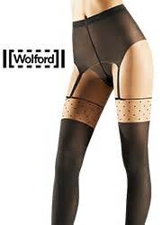 Wolford Suspender Tights wolford mock suspender tights in stock at uk tights