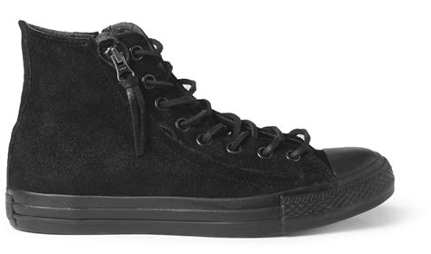 Sepatu Converse Chuck 2 Black High Premium converse by varvatos chuck black suede sole collector