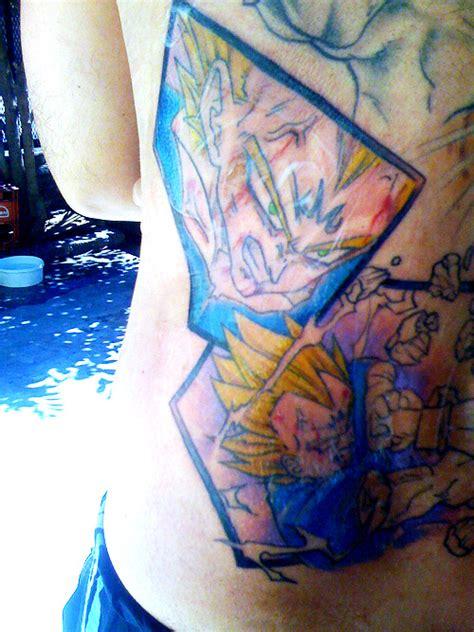 Dragon Ball Tattoos Groups The Dao Of Dragon Ball Z Tattoos