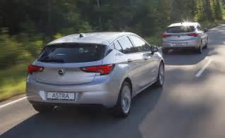 Opel Astra Pics 2016 Opel Astra 24 Egmcartech