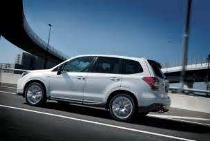 Forester Subaru 2015 Subaru Releases Sti Enhanced Forester Ts In Japan