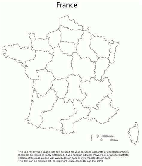 coloring page map of france france map outline 471016