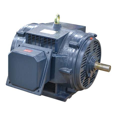 Ac Electric Motor by 75 Hp 3570 Rpm 208 230 460 Volt Ac Marathon Electric Motor