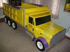 semi truck toddler bed 1000 ideas about truck bed on pinterest beds