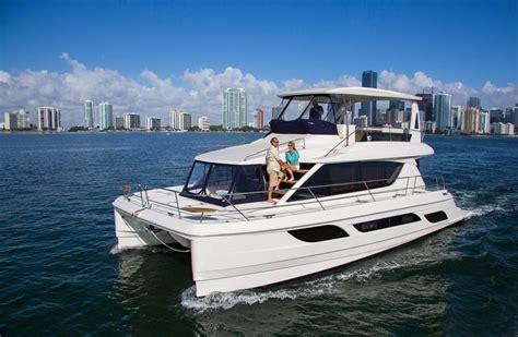 catamaran power boats 2015 aquila 48 power catamaran power boat for sale www