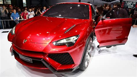 lambo truck lamborghini urus suv will make more than 600 horsepower