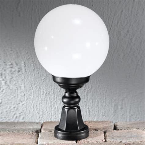 Rotonda Globe Outdoor Post Light Ext6592   The Lighting