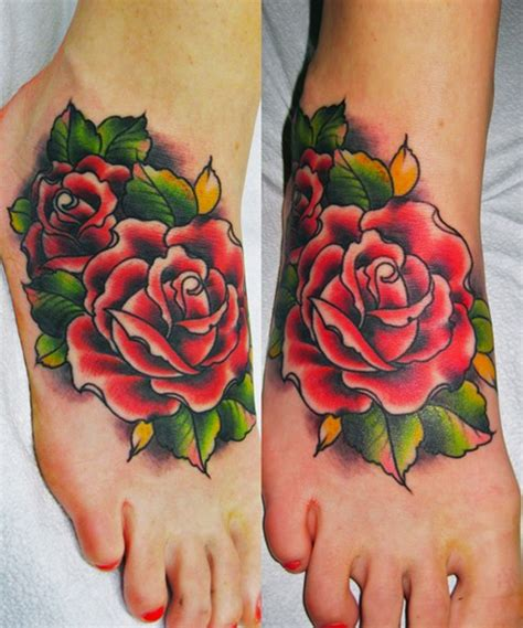 55 Best Rose Tattoos Designs Best Tattoos For Women Tattoos Of Roses Pictures