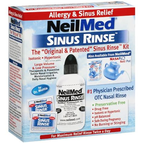 Sinus Detox Symptoms by Image Gallery Nasal Wash
