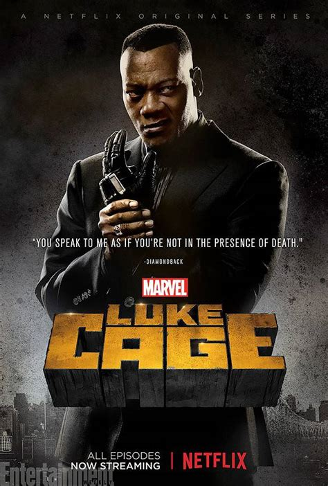 Luke Cage Luke Cage