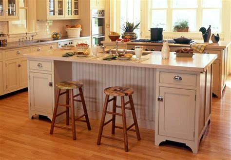 retro kitchen islands wood vintage kitchen island economizing kitchen islands
