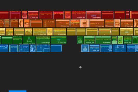 google images game google celebrates atari breakout