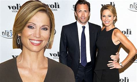 husbands cutting their wives hair games amy robach reveals marriage to andrew shue almost