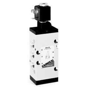 Pneumatic Single Solenoid Valve 5 2 G1 4 Chelic Sv 6102 Sw 6102 camozzi 454 015 22 5 2 g1 4 single solenoid