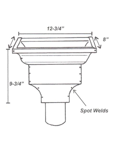 Canale gutter adapters