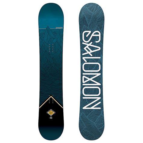 tavole snowboard salomon tavole da snowboard salomon prezzi e vendita skiprice it