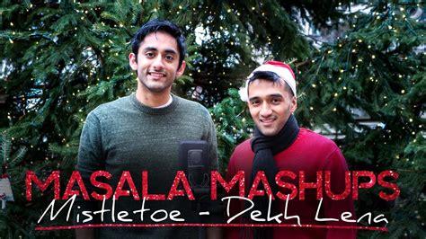 penn masala vineesha a v sangeet 12 11 15 senzomusic com mistletoe dekh lena masala mashups youtube