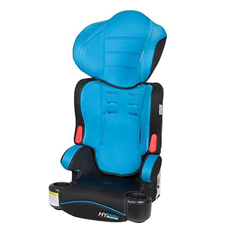 blue booster car seat baby trend hybrid booster car seat blue moon toddler