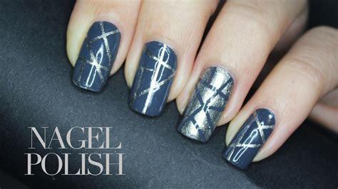 fifty shades of grey nails easy nail art tutorial 50 shades of 50 shades of grey inspired nails nail art by nagel polish