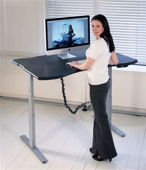 desk for standing while working new wellness switch from biomorph standing desks