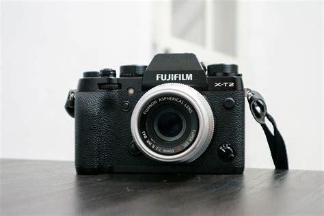 Kamera Fujifilm Tahun impresi pertama menggunakan kamera mirrorless fujifilm x