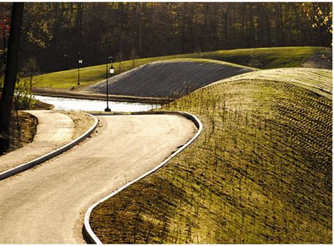 New Mound Design by Asla 2006 Professional Awards