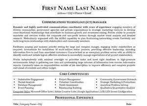 cover letter sle communications specialist