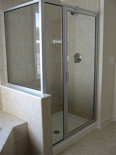 Frame Shower Door Framed Showers Frameless Shower Doors