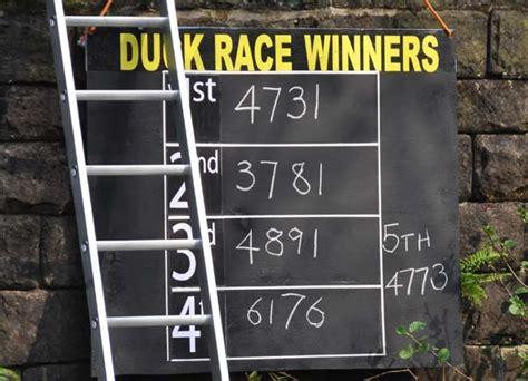 duckrace timer hebden bridge web news 2011 duck race photos