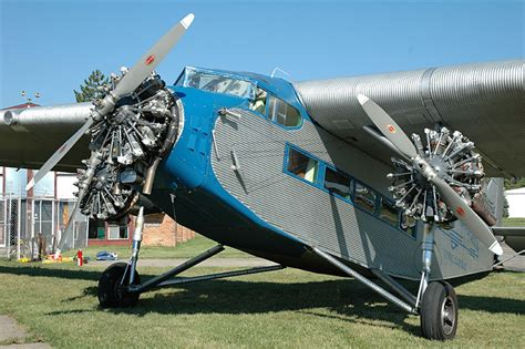 Ford Trimotor by Ford Trimotor The Tin Goose A Photo From Ohio Midwest