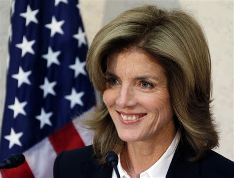 how old is caroline kennedy jfk s daughter says his spirit lives on the portland
