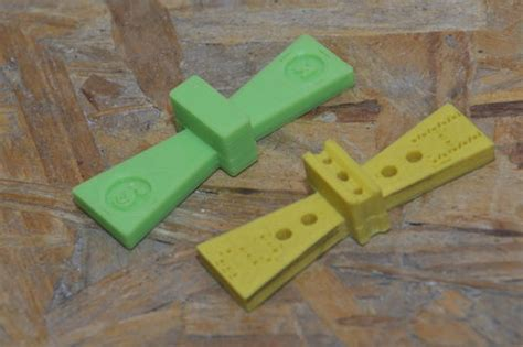 3d Printed Dovetail Template By Nisker Lumberjocks Com Woodworking Community Dovetail Template Diy